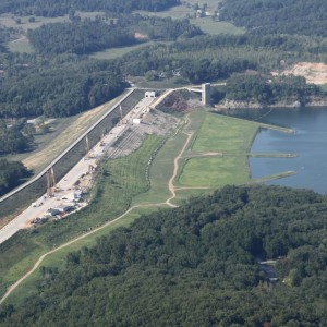 Clearwater Dam Cutoff Wall